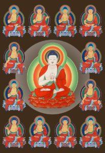 12-lichter-buddha40x50